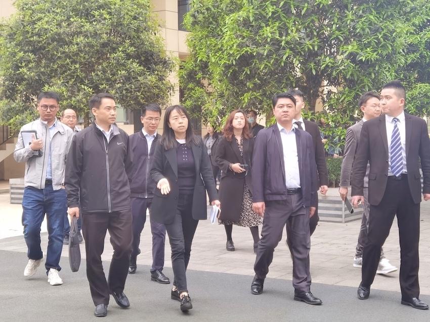 重庆数字创意产业园2021年渠道企业专场招商交流会圆满举行